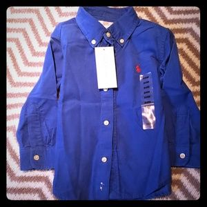 Boys Corduroy Shirt